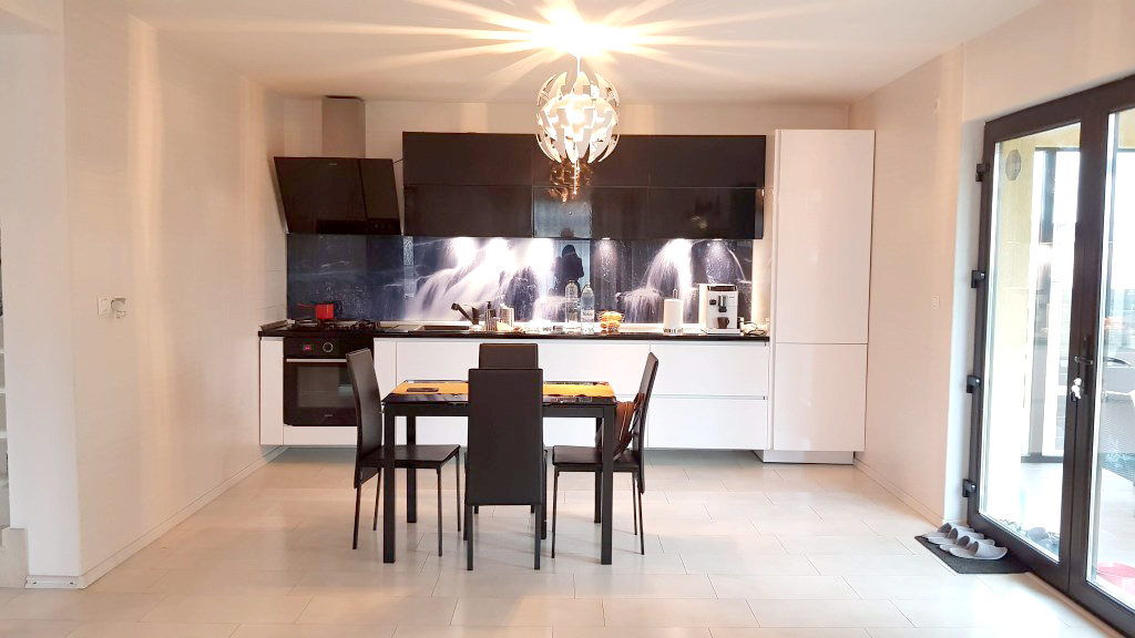 Living+dining+bucatarie (open space)