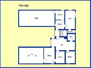 Planul etajului