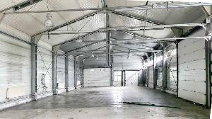 Foto hala interior